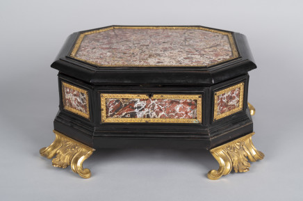 Jasper Casket, Florence, second half of the 17th Century