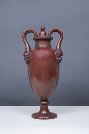 Benedetto Boschetti, Two-Handled Vase, Rome, mid-19th Century