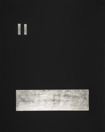 Arturo Vermi, Senza titolo (presenze), 1978