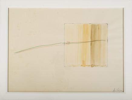 Angelo Verga, Untitled, 1965