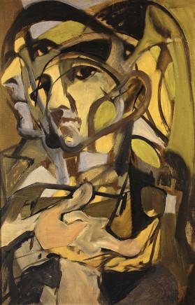 Corrado Cagli, Dioscuri, 1947
