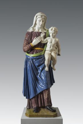 Santi Buglioni (Santi di Michele), Madonna with Child, Florence, ca. 1520