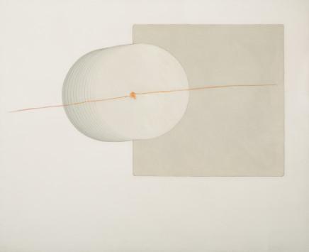 Angelo Verga, Composizione - incastro, 1968
