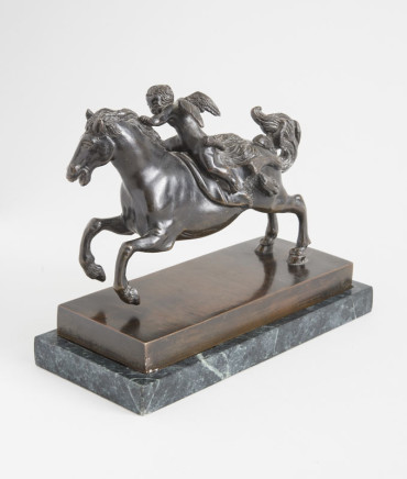 Francesco Fanelli, Cupid on horseback
