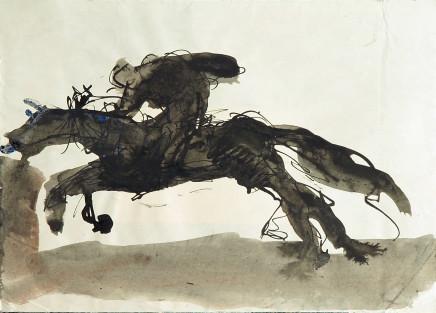 Mario Sironi, Knight, 1932 circa