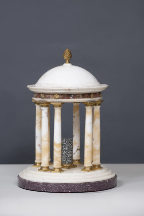 Round temple, Rome, 18th/19th Century