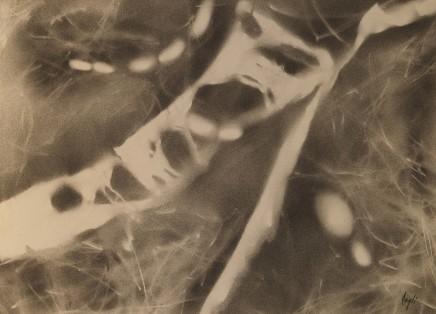 Corrado Cagli, Spatial Lacerations, 1953