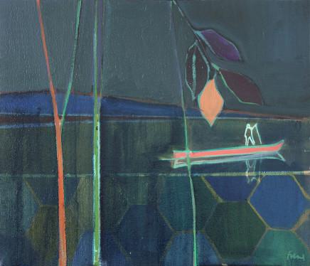 Charlotte Evans, Midnight Drift, 2017