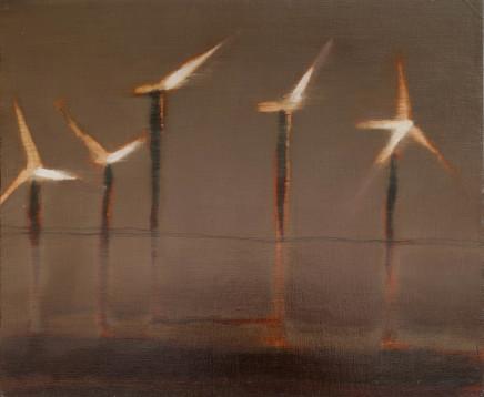 Pippa Blake, Turbines II, 2011