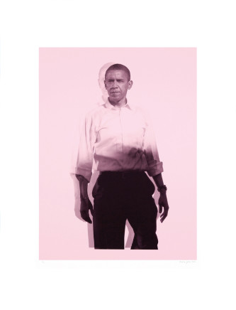 Nicola Green, Obama, Pink