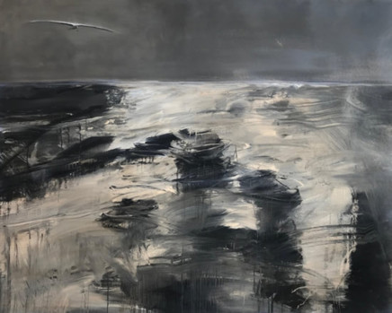 Pippa Blake, The Lonely Sea, 2018