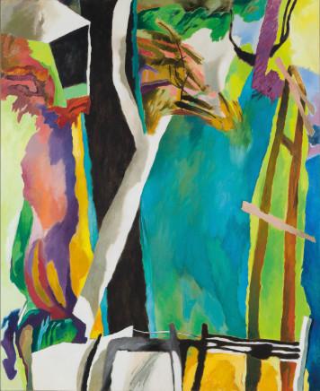 Olivia Stanton, Goat's Pen, 1997