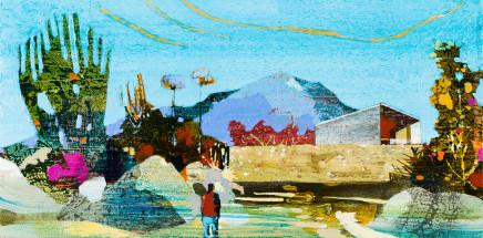 John Harmer, Desert Pathway , 2019
