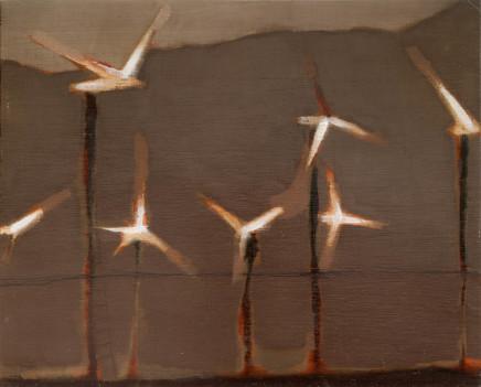 Pippa Blake, Turbines III, 2011