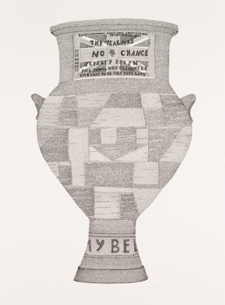 Irene Lees, Turner Prize, 1977 The Year of No Chance, 2013
