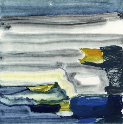 Calum McClure, Blue Shadows, 2017