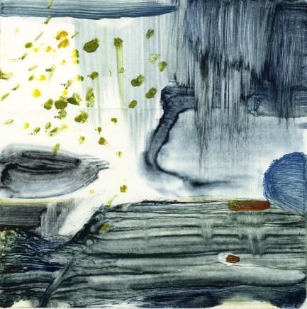 Calum McClure, Rain and Leaves, 2017