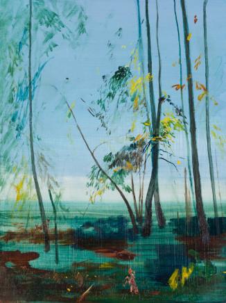 Calum McClure, Chestnut Trees, Iping Common