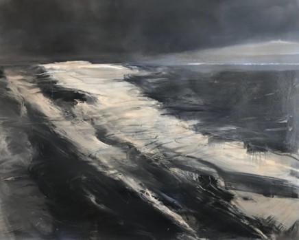 Pippa Blake, Grey Dawn, 2018