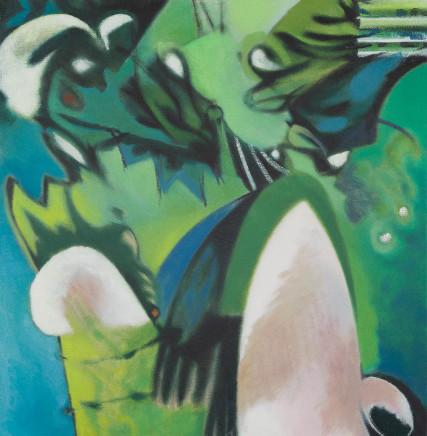 Olivia Stanton, Green Rush, 2008