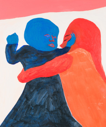 Rob Lyon, With My Warming Embrace, 2019