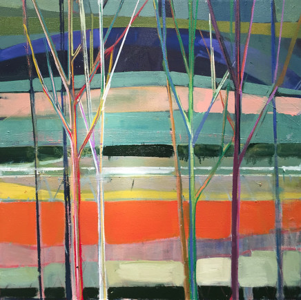 Charlotte Evans, Horizons, 2016