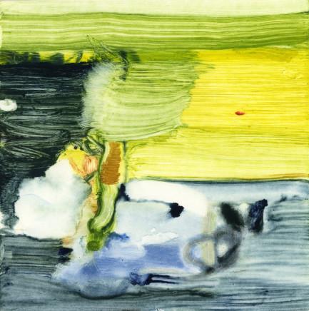 Calum McClure, Morning in Yellow, 2017