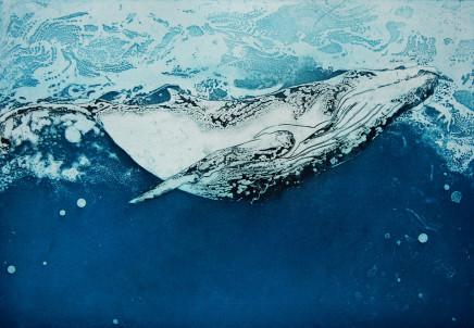 Marion MacPhee, Whale Calf, 2017
