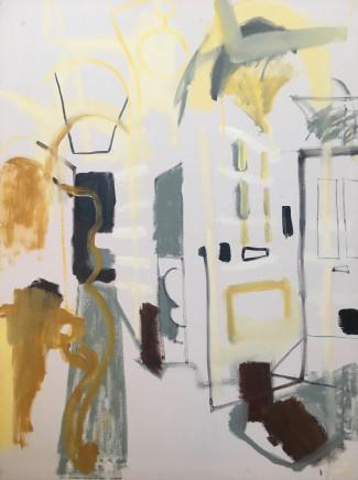 Katie Sollohub, Pale Corners, 2014