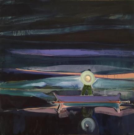 Charlotte Evans, Night Fishing