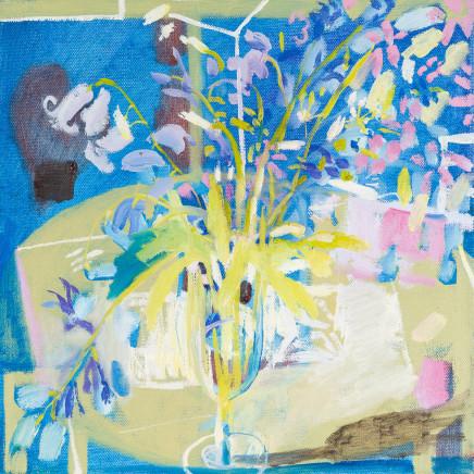 Katie Sollohub, Sparkling Bluebells, 2017