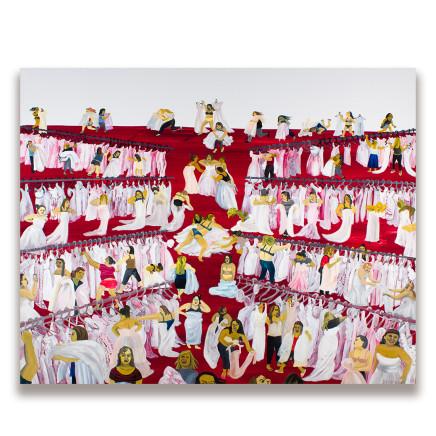 Huang Hai-Hsin 黄海欣, Red Carpet Dream #5 红毯梦#5, 2017