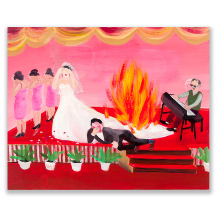 Huang Hai-Hsin 黄海欣, Wedding Crisis 婚礼危机, 2012