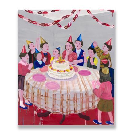 Huang Hai-Hsin 黄海欣, Birthday Crisis 生日危机, 2012