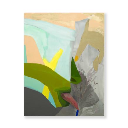 Sarah Faux, Dig me in, 2015
