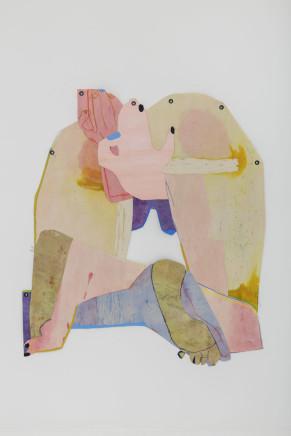Sarah Faux, Dirt Sole 脚底, 2018