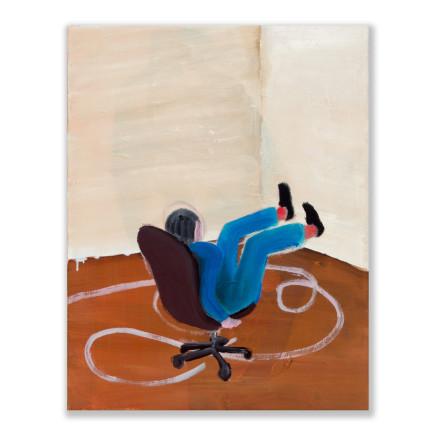 Huang Hai-Hsin 黄海欣, Contemporary Boredom#5 当代性无聊#5, 2012