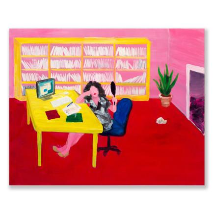 Huang Hai-Hsin 黄海欣, Office Hour #1 办公时光 #1, 2012