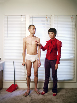 Pixy Liao 廖逸君, Relationships work best when each partner knows their proper place, 2007