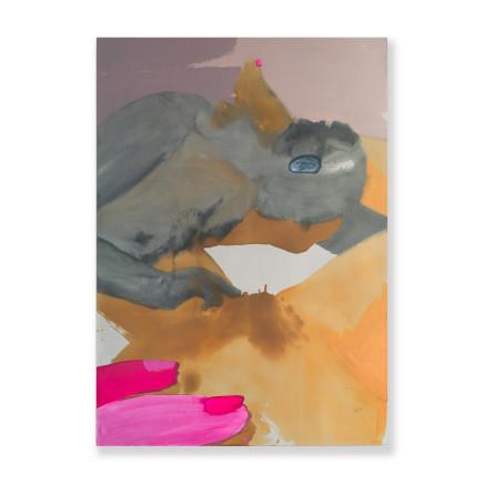 Sarah Faux, Holding Empty, 2017
