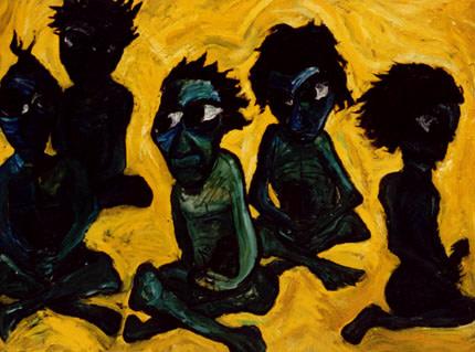 Duan Yingmei 段英梅, Instinkt, 1994