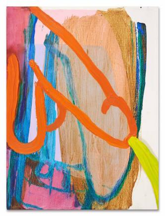 Sarah Faux, Untitled (pisser) 无题(溺者), 2017