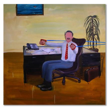 Huang Hai-Hsin 黄海欣, Office Hour 办公时光, 2011