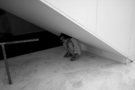 Duan Yingmei 段英梅, Corner 角落, 2002