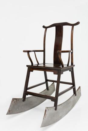 Qin Jin 秦晋, Rocking Chair 摇摇椅, 2011