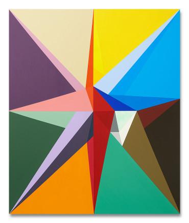 Wang Zhiyi 王智一, Gestalt #3 完形 III, 2014
