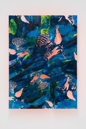 Maya Kramer, Cascade 倾泻而下, 2017