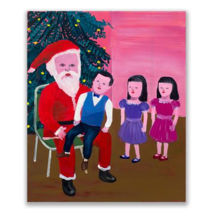 Huang Hai-Hsin 黄海欣, Christmas 圣诞, 2012