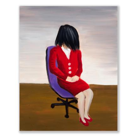Huang Hai-Hsin 黄海欣, Contemporary Boredom#3 当代性无聊#3, 2012