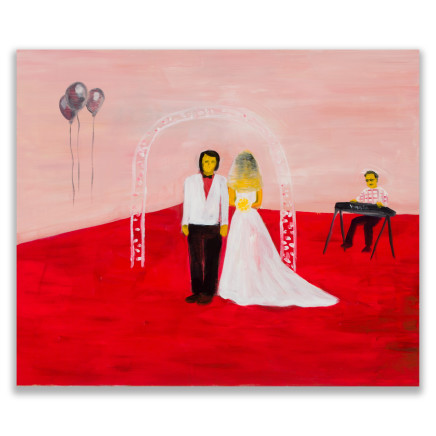 Huang Hai-Hsin 黄海欣, Red Carpet Dream #3 红毯梦#3, 2012